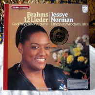 Jessye Norman : Brahms / 12 Lieder - Opera / Operette