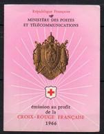 Carnet Croix Rouge YT N° 2015** Cote 8 € - Red Cross