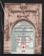 Carnet Croix Rouge YT N° 2019**  Cote 16 € - Rode Kruis