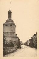 CPA Epineuil Le Fleuriel-Rue De L'église    L3140 - Sonstige Gemeinden