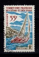 Afars Et Issas - YV 364 Oblitere, Nautisme - Used Stamps