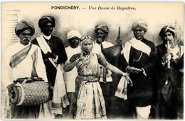 INDE INDIA PONDICHERY Une Danse De Bayadère - India