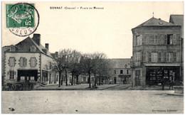 23 BONNAT - Place Du Marché - Sonstige Gemeinden