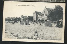 SAINT TROJAN LES BAINS -  LA PLAGE - Maca1686 - Ile D'Oléron