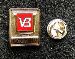 Football/soccer/pin- Quality -   Vejle Boldklub Kolding   -   DENMARK . - Fútbol