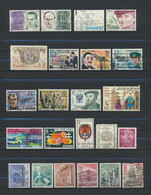 Espagne Lot De 173 Timbres Oblitérés - Collections