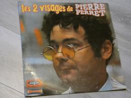 LES 2 VISAGESDE PIERRE PERRET. 1967. - Vinyl-Schallplatten