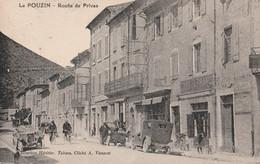 07 LE POUZIN  ROUTE DE PRIVAS - Le Pouzin
