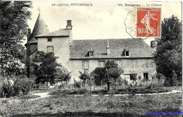 15 - Cantal - Drugeac - Le Château - Frankrijk
