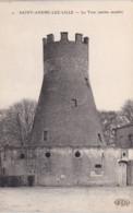 Cpa Saint André Lez Lille La Tour Ancien Moulin - Lille