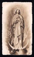 VECCHIO SANTINO ORIGINALE - MARIA IMMACOLATA - HOLY CARD - IMAGE PIEUSE ( H552) - Devotion Images