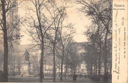ANVERS - Place Verte. - Antwerpen