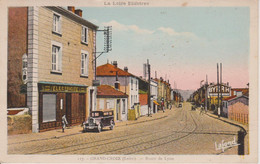 42 - GRAND CROIX -  ROUTE DE LYON - Sonstige Gemeinden