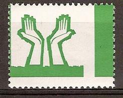 Indonesië / Indonesia 1970 Nr 676 Variëteit, Variety Postfris/MNH Zuivering Van De Rechtspraak - Indonesien