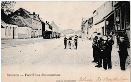 Schilde - Vertrek Van Den Stoomtram - Schilde