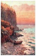 Raphael Tuck & Sons - 7464, Clovelly  Gallant Rock - Tuck, Raphael