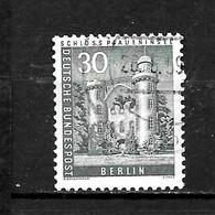 LOTE 2118 /// BERLIN 1956 - YVERT Nº: 132a - CATALOG/COTE: 1,25€ ¡¡¡ OFERTA - LIQUIDATION - JE LIQUIDE !!! - Oblitérés