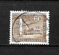 LOTE 2118 /// BERLIN 1956 - YVERT Nº: 133a - CATALOG/COTE: 1,90€ ¡¡¡ OFERTA - LIQUIDATION - JE LIQUIDE !!! - Oblitérés