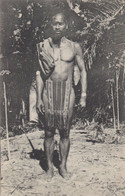 POSTCARD EAST TIMOR - TIMOR PORTUGUÊS - OLD PORTUGUESE COLONY -TIPOS E COSTUMES ( LAUTEM ) -  ETHNIC - East Timor