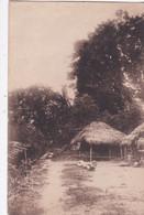 POSTCARD EAST TIMOR - TIMOR PORTUGUÊS - OLD PORTUGUESE COLONY - UMA PAISAGEM DO INTERIOR - East Timor