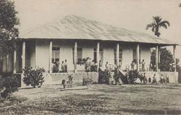 POSTCARD EAST TIMOR - TIMOR PORTUGUÊS - OLD PORTUGUESE COLONY - COLÉGIO DE S. ANTÓNIO EM DARE - East Timor