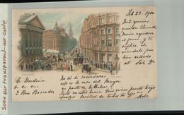 LITHO  CHEAPSIDE  LONDON  1900  Précurseur -Timbre One Penny- ( 2020 Septembre 229) - Altri