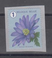R139a Fleurs Avec Numéro Au Dos MNH ** - Coil Stamps