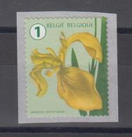 R134a Fleurs Avec Numéro Au Dos MNH ** - Coil Stamps