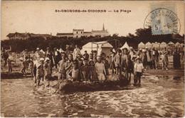 CPA St-GEORGES De DIDONNE-La Plage (45442) - Saint-Georges-de-Didonne