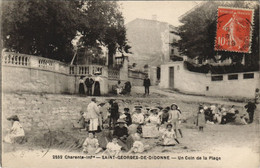 CPA St-GEORGES De DIDONNE-Un Coin De La Plage (45444) - Saint-Georges-de-Didonne
