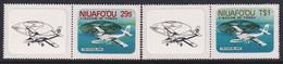 Tonga Niuafo'ou 1983 Sc 1-2 Mint Never Hinged - Tonga (1970-...)