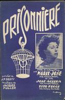 """""""Prisonnière"""" - Marie-José - Paroles De J.P.Desty - Musique Jacques Fuller - Chant Accordéon. - Musik & Instrumente"""