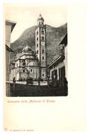 Italy Santuario Della Madonna Di Tirano - Altri