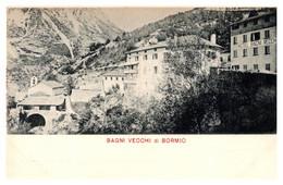 Italy  Bagni Vecchi Di Bormio - Altri