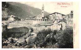 Italy  Premadio  Alta Valtellina - Altri