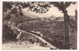 Route De La Grande Corniche , Nice à La Turbie Par Eze - Unclassified