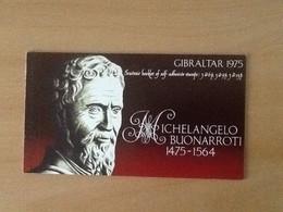 MH-Mi. Nr 2 ** Michelangelo . - Gibraltar
