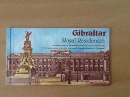 MH-Mi. Nr 3 ** Royal Residences . - Gibraltar