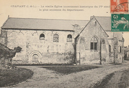 CRAVANT LA VIEILLE EGLISE - Sonstige Gemeinden