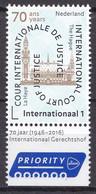 Nederland - 70 Jaar COUR INTERNATIONALE DE JUSTICE - MNH - NVPH D64 -  Internationaal 1 - Unused Stamps