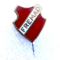 Football/soccer/pin- Quality -      Fremad Valby B K      -   DENMARK . - Calcio