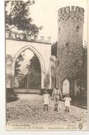 Cpa Stuyvekenskertre Chateau Enfants - Diksmuide