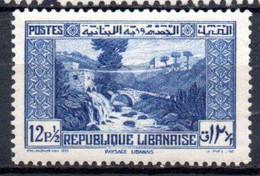 Grand Liban: Yvert N° 171*: MNH - Neufs