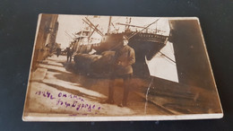 Ship Jacques Fraissinet Marseille 1924 - Passagiersschepen