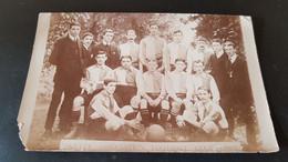 Sketty Association Football Club 1908/9 - Used In Swansea - Voetbal