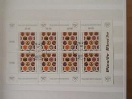Mi.1990 ° Kb Tag Der Briefmarke 1990. - Blocks & Sheetlets & Panes