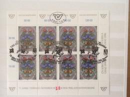 Mi.2187 ° Kb Tag Der Briefmarke 1996. - Blocks & Sheetlets & Panes