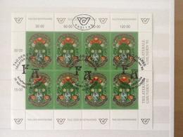 Mi.2158 ° Kb Tag Der Briefmarke 1995. - Blocks & Sheetlets & Panes