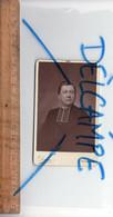 Photographie CDV : Prêtre Curé Homme Religieux Abbé  / Photographe DOTTA à THOISSEY Ain - Beroepen