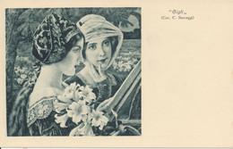 ILLUSTRATORE C. SACCAGGI GIGLI - Otros Ilustradores